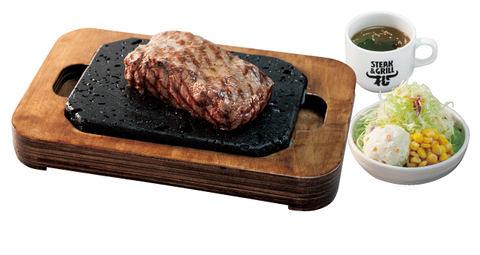 牛丼連鎖店「松屋」推出全新平價牛排餐廳「STEAK屋 松」